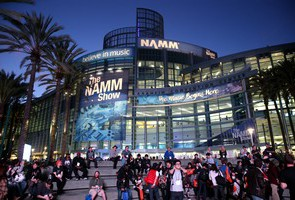 ANAHEIM, CALIFORNIA - JANUARY 26: A general view of atmosphere at the 2019 NAMM Show at the Anaheim Convention Center on January 26, 2019 in Anaheim, California. (Photo by Jesse Grant/Getty Images for NAMM)