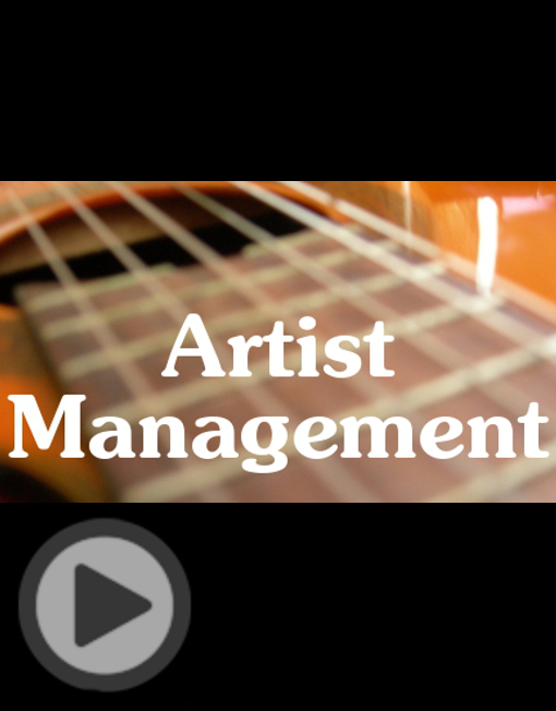 image_Audio Recording of Managing Artist Careers From Start To Success