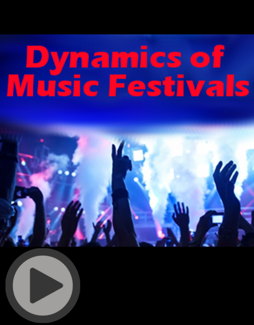 image_Audio Recording of Dynamics of Music Festivals