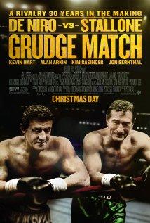 Grudge Match starring Robert De Niro and Sylvester Stallone